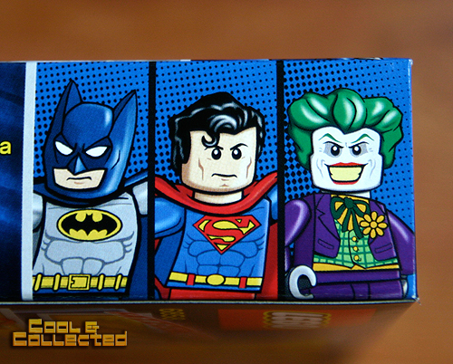 lego dc superhero minifigs - Batman, Superman, Joker
