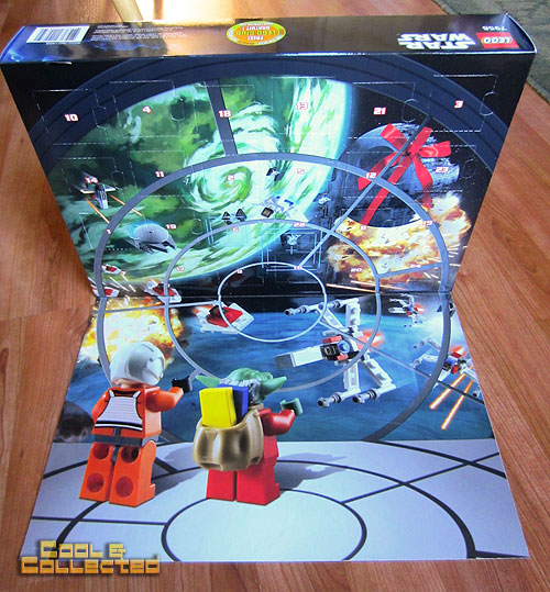 lego star wars advent calendar 2011