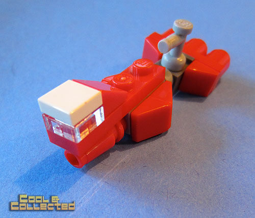lego star wars advent calendar 2011 spaceship