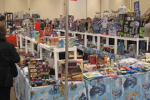 steel city con 2011 - vintage toys