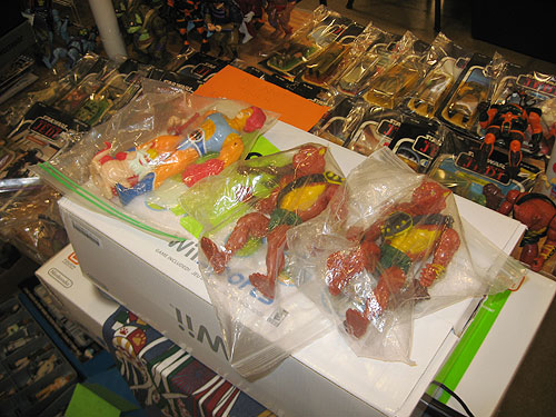 steel city con 2011 - vintage Thundercats toys for sale from the 80's