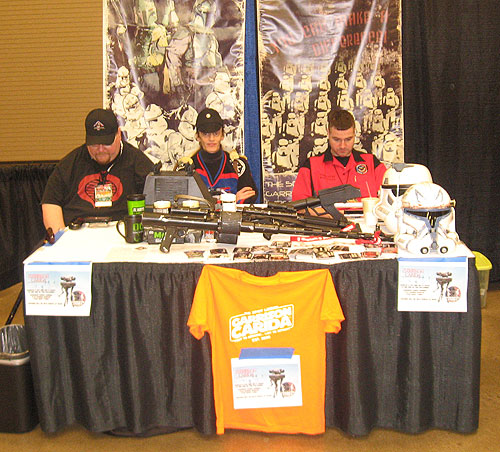 steel city con 2011 - Star Wars 501st Legion Cosplayers