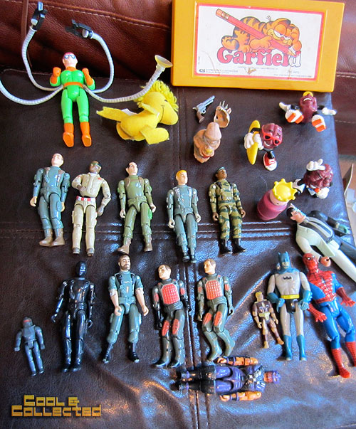 1980's gi joe action figures