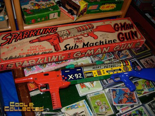 DC Big Flea - marx gman gun