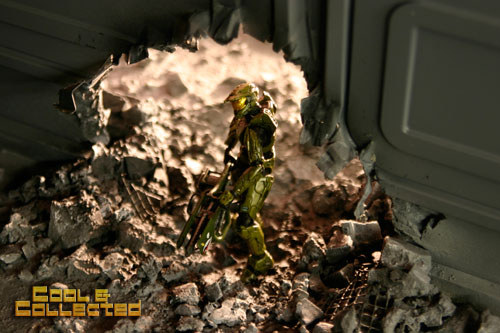 Mcfarlane Toys Halo master Chief action figure