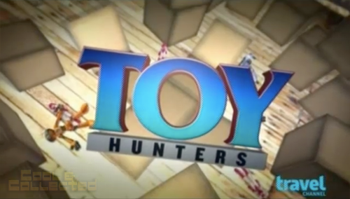 Toy Hunters debut on the Travel Channel