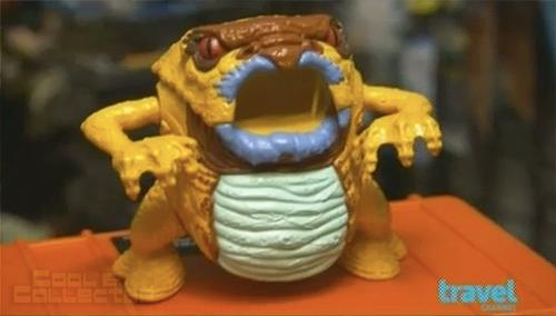 Toy Hunters - Jordan Hembrough finds rare Thundercats Mad Bubbler prototype