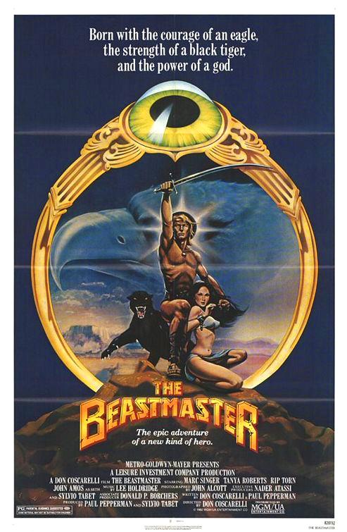 beastmaster poster