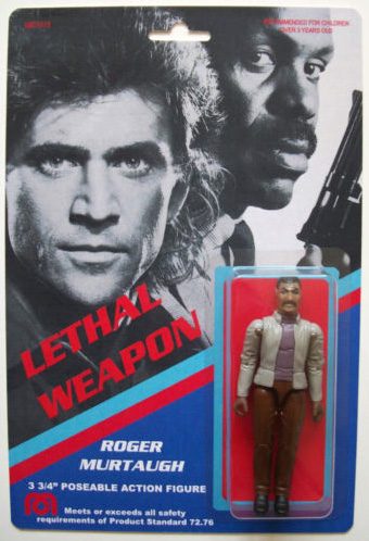 custom action figure: lethal weapon roger murtaugh