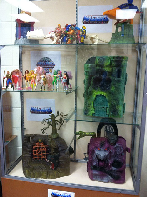 ashley raburn's Masters of the Universe He-man motu collection