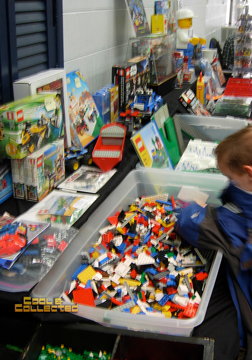 Washington Antique and Collectible Toy Show - LEGO