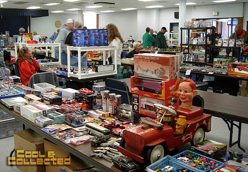 Washington Antique and Collectible Toy Show - Dunn Loring, VA