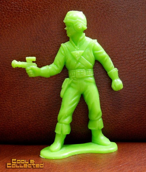 TimMee Galaxy Space Team Spaceman toy figure