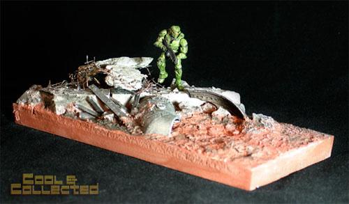 halo diorama