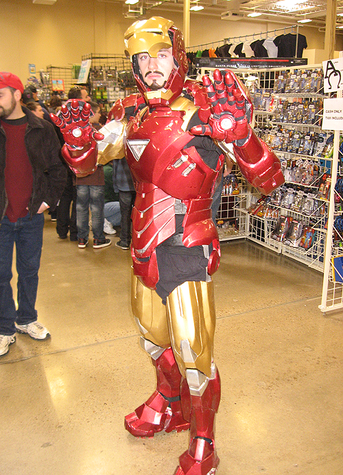 steel city con - cosplay