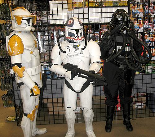 steel city con - Star Wars Cosplay