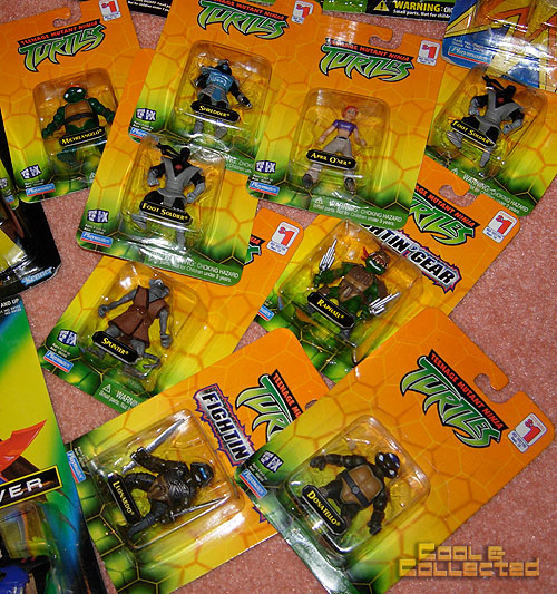 tmnt 200x small action figures