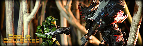 Halo Master Chief -- action figure photography