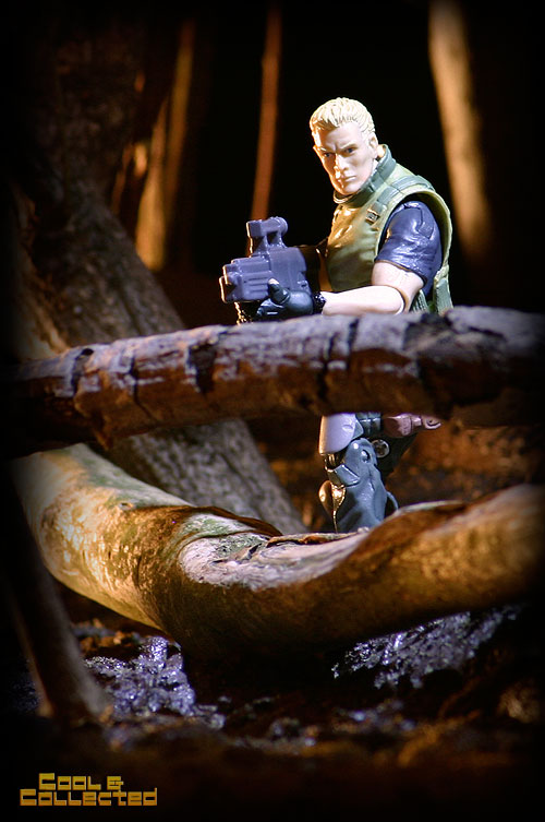 G.I. Joe -- action figure photography