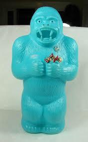 blue king kong bank
