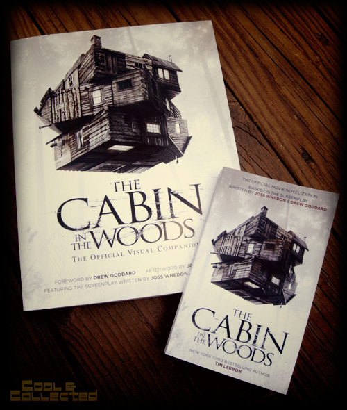the cabin in the woods - novelization and visual companion to the movie