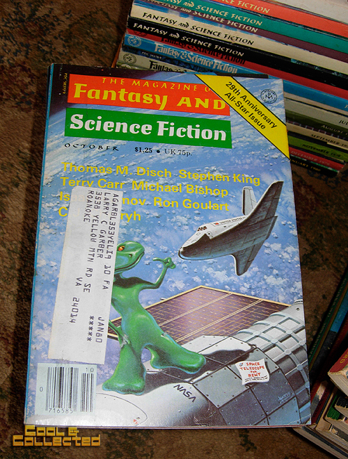fantasy & science fiction collection