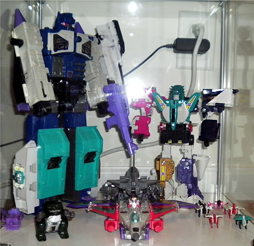 flywheels Transformers G1 toy collection