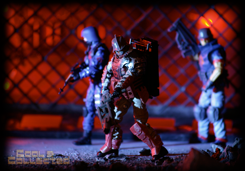 GI Joe Action Figures - photography