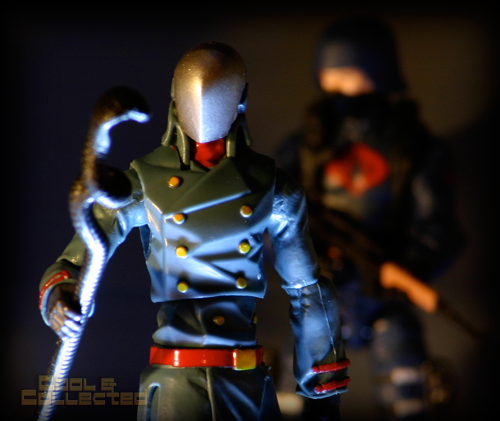 GI Joe Action Figures - Cobra Commander photography