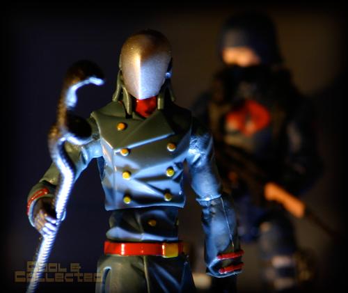 GI Joe Action Figures - Cobra Commander photography