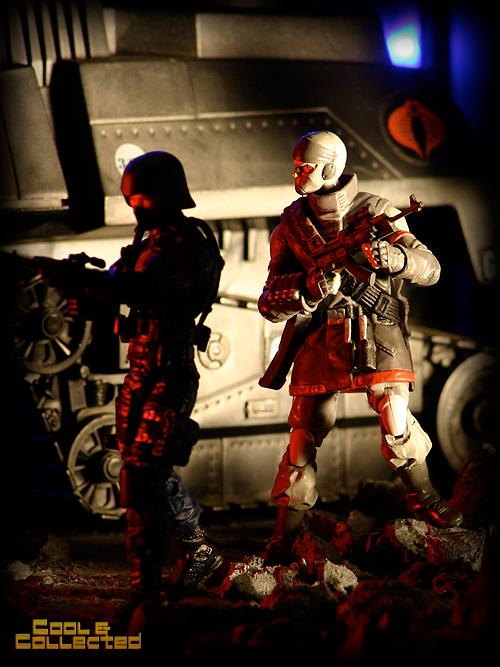 G.I. Joe Firefly - action figure photography