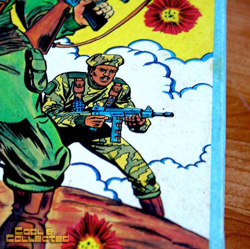 vintage G.I. Joe jigsaw puzzle