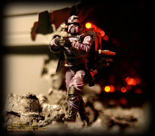 G.I. Joe Techno-Viper action figure photography
