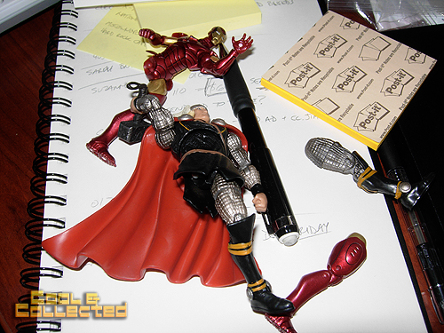 marvel comic pack action figures