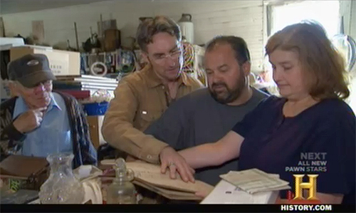 american pickers - Hatfields and McCoys