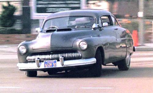 cobra 1950 Mercury
