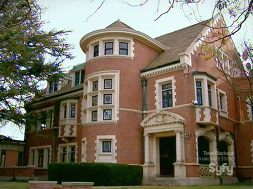 Hollywood Treasure - American Horror Story house