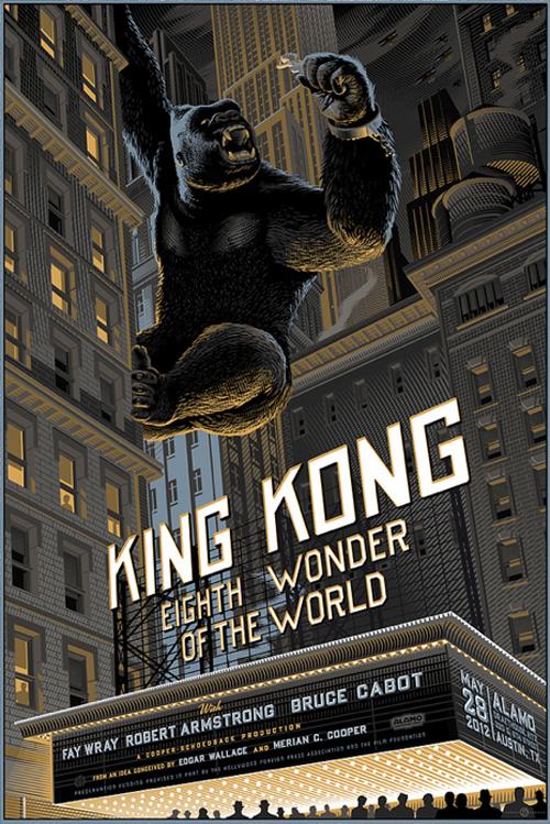 mondo king kong