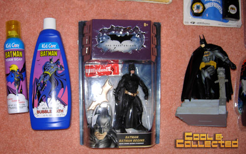 batman toy collection for sale