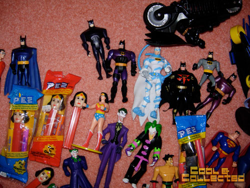 dc action figures for sale