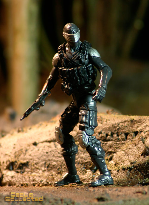 G.I. Joe Retaliation Snake Eyes action figure