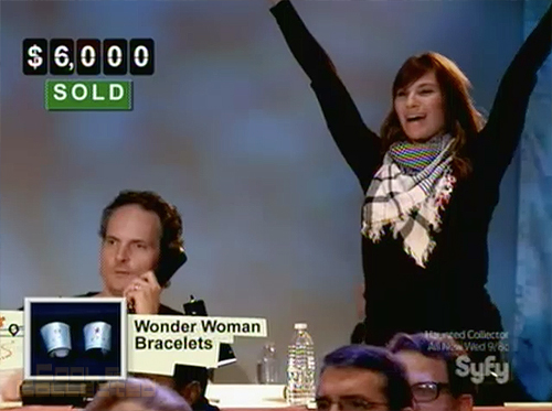 hollywood treasure wonder woman