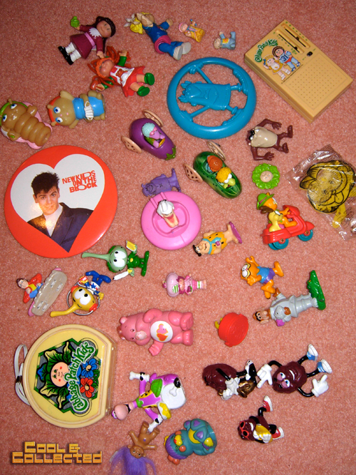 collection of toys for sale