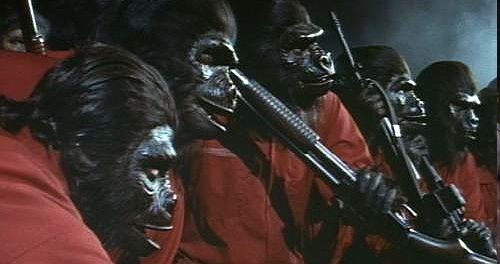 top 10 monkey movies Conquest of the Planet of the Apes