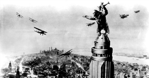 top 10 monkey movies King Kong 1933