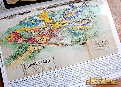 profiles in history animation auction catalog Disney park prospectus