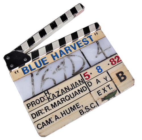 star wars blue harvest clapper