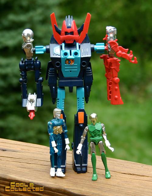 yard sale finds micronauts giant acroyear