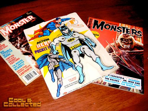 vintage batman and king kong items