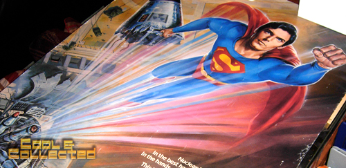 superman IV movie poster